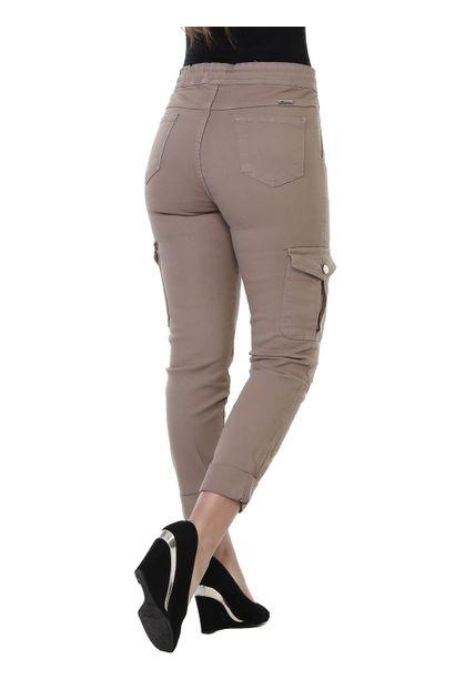 Calça Jeans Feminina Jogging - 262055