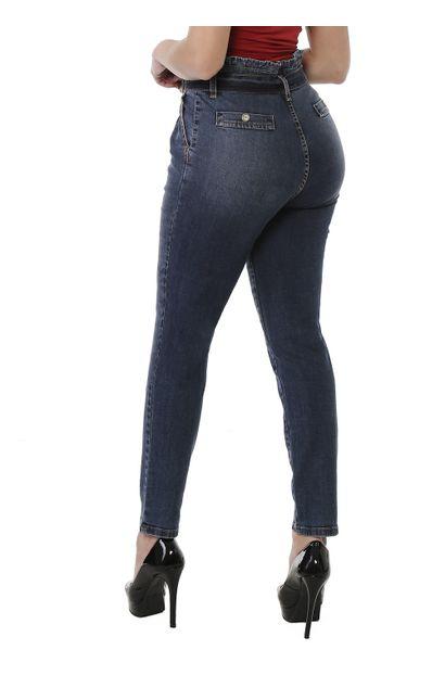 Calça Jeans Feminina Mom - 261599