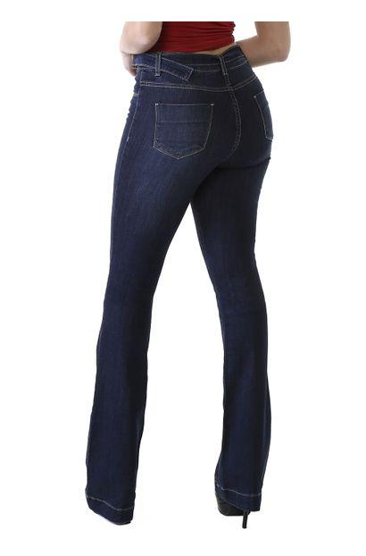 Calça Jeans Feminina Flare - 261842