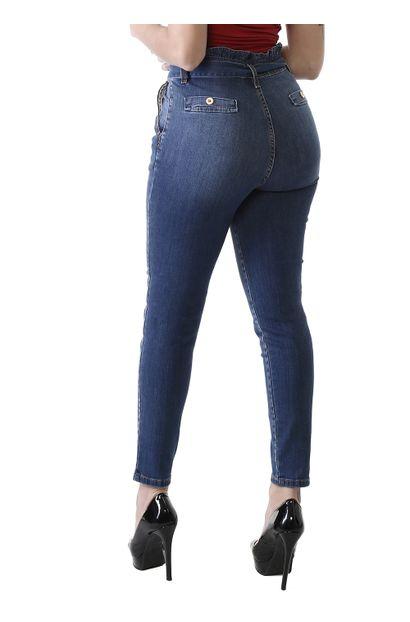 Calça Jeans Feminina Mom - 261586
