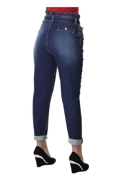 Calça Jeans Feminina Mom - 261472
