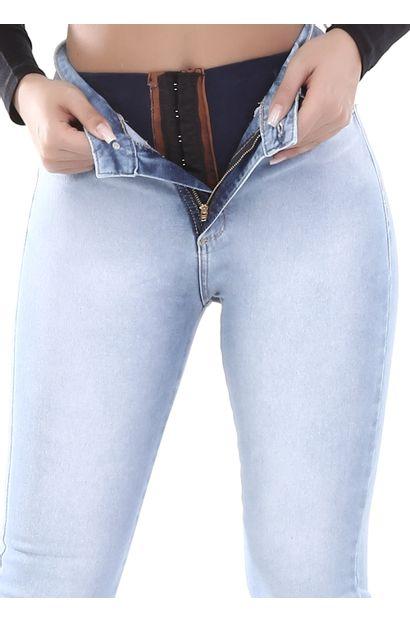 Calça Jeans Feminina Legging Super Lipo - 261861