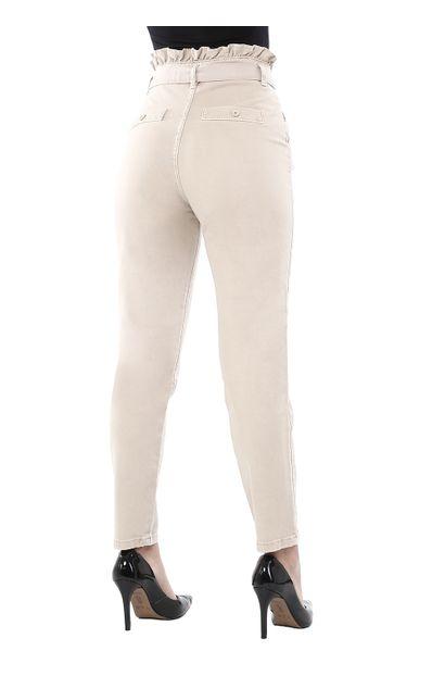 Calça Jeans Feminina Mom - 262384