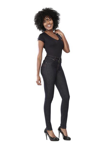 Calça Jeans Feminina Legging Levanta Bumbum - 262077