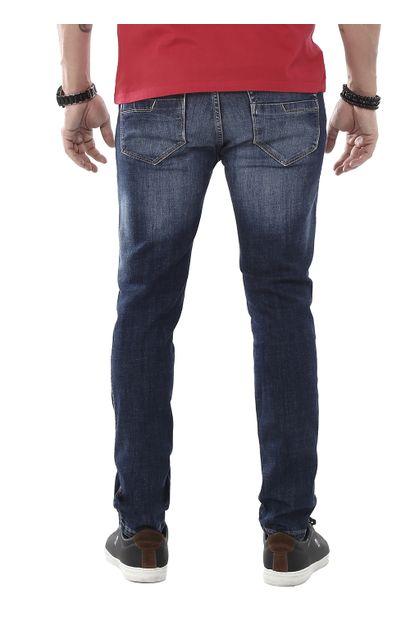 Calça Jeans Masculina Skinny - 261714