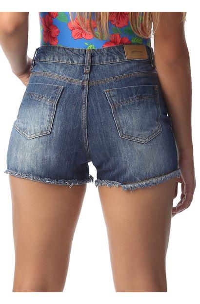 Shorts-jeans-feminino-azul-rasgado