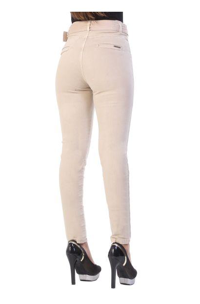 calca-sarja-feminina-bege-costas