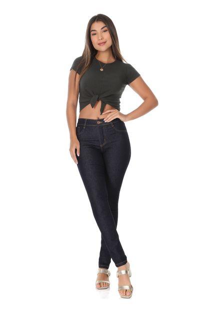 Calça jeans feminina hot pants - 265185